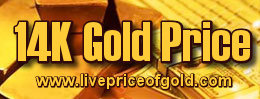 14 carat gold price per oz