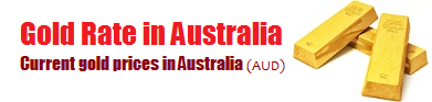 gold rate australia