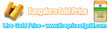 bangalore gold prices