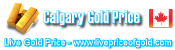 calgary gold price