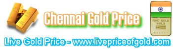 chennai gold price