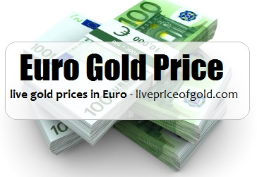 gold price euro