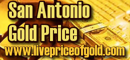 san antonio gold prices