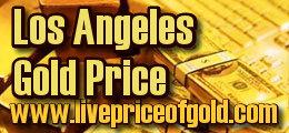 la gold price