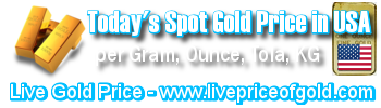 Today Spot Gold Price In Usa At Livepriceofgold