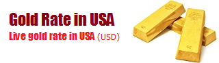 Gold Rate Usa